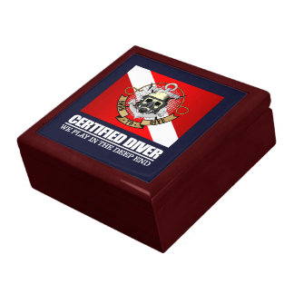 Certified Diver (BDT) Gift Box