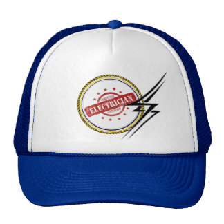 Certified Electrician  Patch Hat