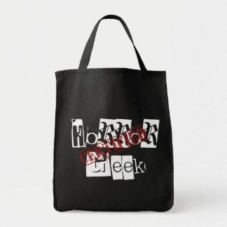 Certified Horror Geek Dark Bag