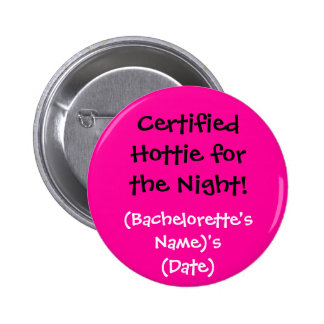 Certified Hottie Giveaway Button