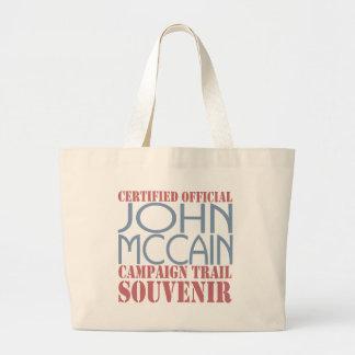 Certified McCain Canvas Bag