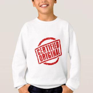 Certified Original Sweatshirt