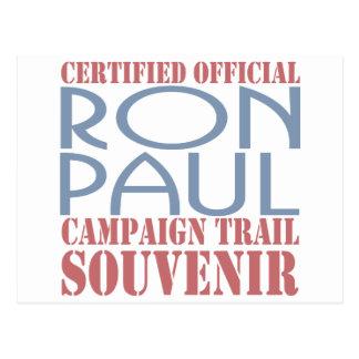 Certified Paul Postcard