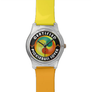 Certified Pickleball Lover 1 Watch Options