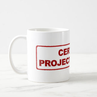 Certified Project Manager Coffee Mug