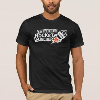 Certified Rocket Launcher T-Shirt