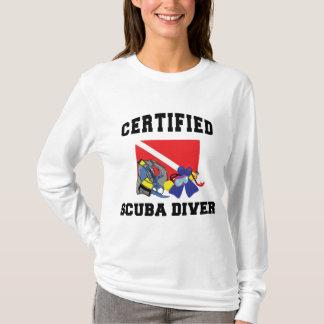 Certified SCUBA Diver Hoodie