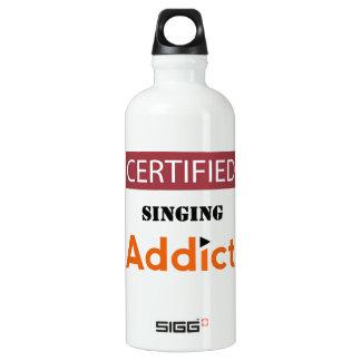 Certified Singing Addict SIGG Traveller 0.6L Water Bottle