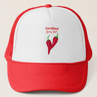 Certified Spicy Hot Thunder_Cove Trucker Hat