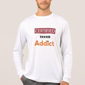 Certified Tennis Addict T-Shirt