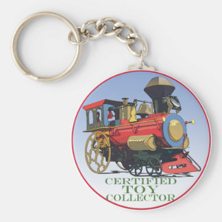 Certified Toy Collector Key Chains