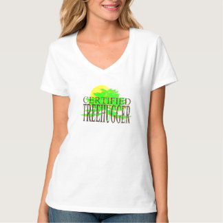 Certified Treehugger Tshirts