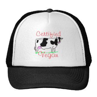 Certified Vegan Hat