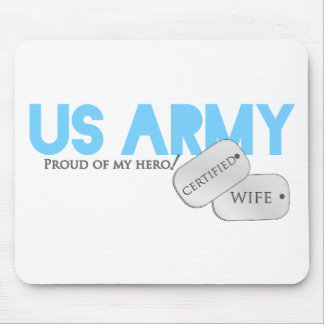 Certified Wife Mouse Pad