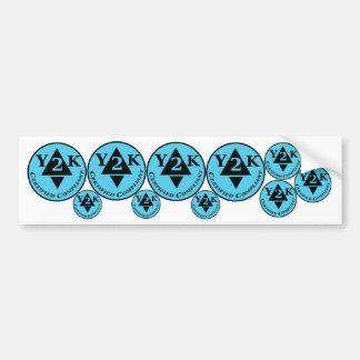 Certified Y2K Compliant Bumper Sticker