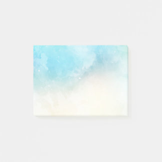Cerulean Sky Post it Notes
