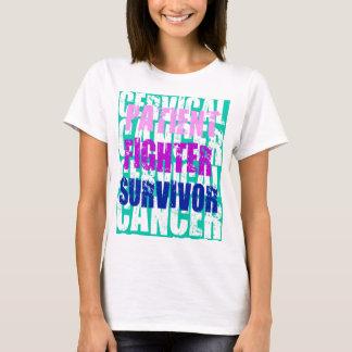 Cervical Cancer Stages T-Shirt