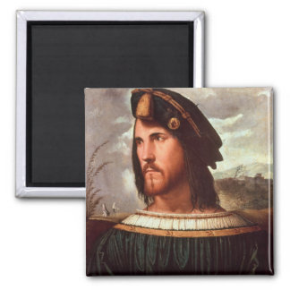 Cesare Borgia  Duke of Valencia Magnet