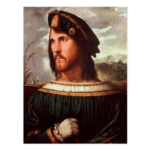 Cesare Borgia  Duke of Valencia Post Cards
