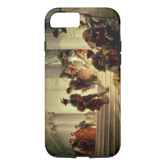 Cesare Borgia leaving the Vatican iPhone 7 Case