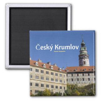 Cesky Krumlov Collectible Magnet