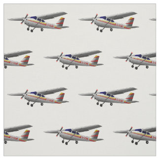 Cessna 172 Airplane Fabric
