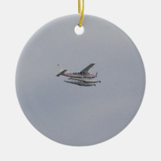 Cessna 208 Caravan Seaplane Ceramic Ornament