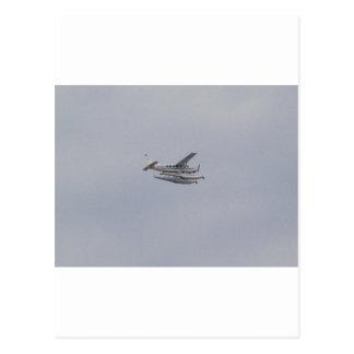 Cessna 208 Caravan Seaplane Postcard