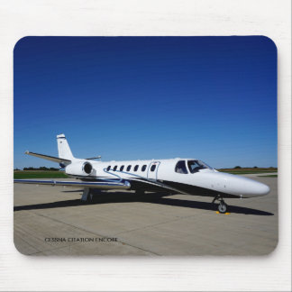 Cessna Citation Encore Mouse Pad
