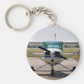 Cessna light aircraft key ring