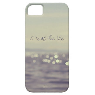 C'est La Vie iPhone 5 Covers