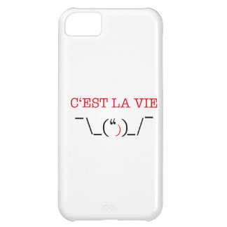 c'est la vie iPhone 5C case