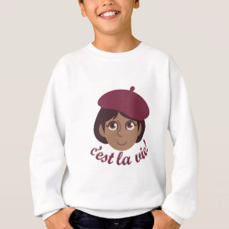 Cest La Vie Sweatshirt