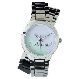 C'est La Vie Watch