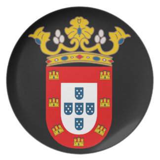 Ceuta* Coat of Arms Plate