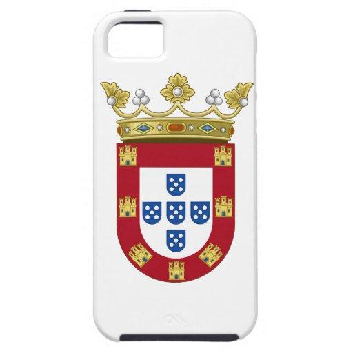 Ceuta (Spain) iPhone 5/5S Cases