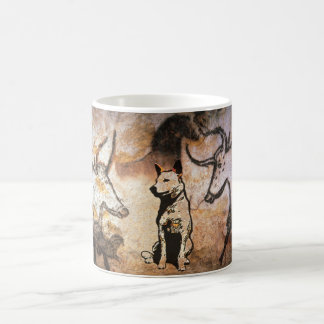 Cevaux Cave Cattle Dog Coffee Mug