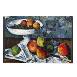 Cezanne - Compotier, Glass and Apples
