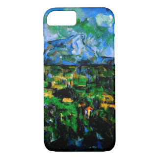 Cezanne - Mont Sainte Victoire iPhone 8/7 Case