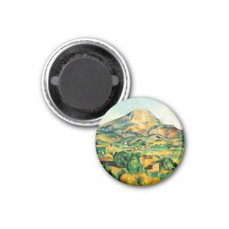 Cezanne Mont Sainte-Victoire Magnet
