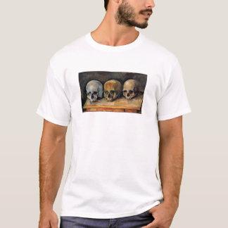 Cézanne Skull Triplet T-Shirt