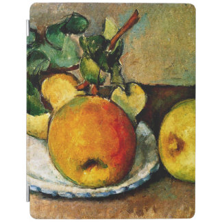 Cezanne - Still Life with Apples and Pears iPad Cover