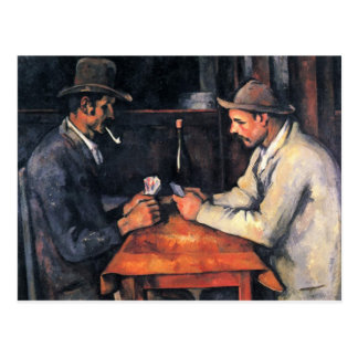 Cezanne - The Card Players (2)