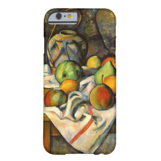 Cezanne Vase Paille Vintage Art Barely There iPhone 6 Case
