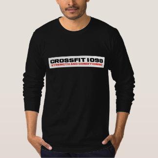 CF 1098 MEN'S LONG SLEEVE TEE- Black T-Shirt
