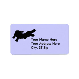 CF- Alligator Address Labels