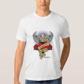 CF Dagger Tattoo Tee Shirts