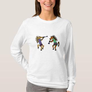 CF- Dancing Horses Shirt