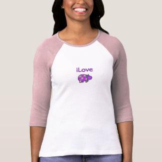 CF- iLove Hippo Heart shirt