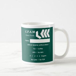 CFAM 2015 Mug